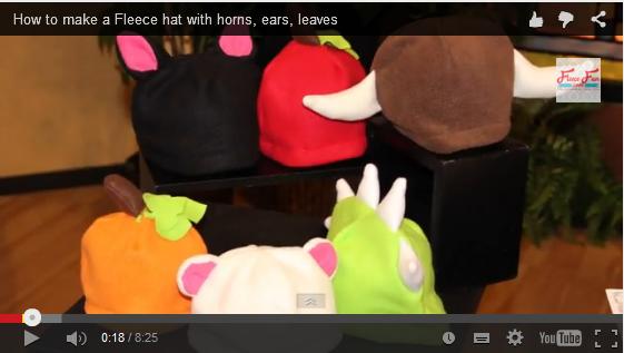 איך להכין כובע עם אוזניים