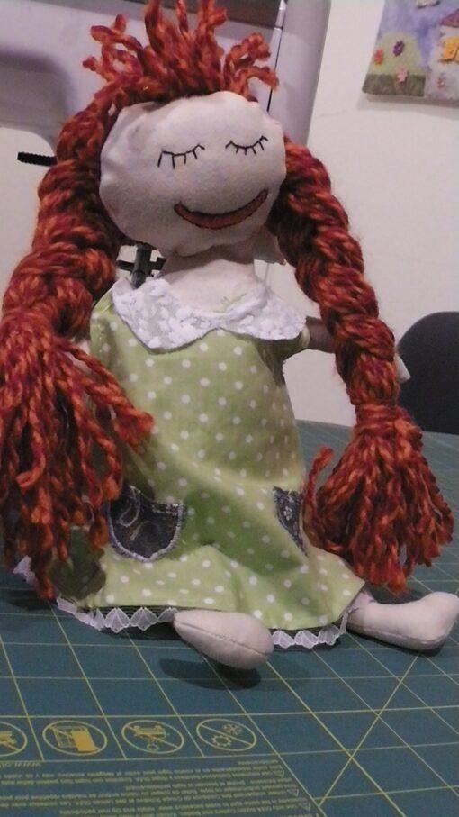 קורס לתפירת בובות - בובה