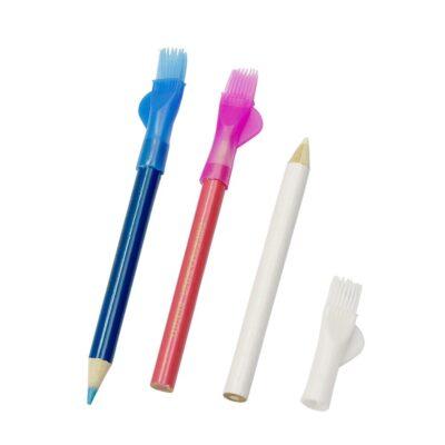 עיפרון נמחק בצבעים שונים