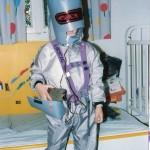 168- תחפושת של איש חלל- הדס אוירבך