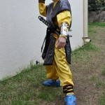 220. תחפושת של סמוראי - חנה רוטליין