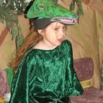 193- תחפושת של דינוזאור- גל כהן