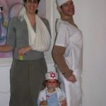 163- תחפושת משפחתית- מרפאה- הילה פליישר