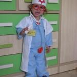 164- תחפושת של רופא- הילה פליישר