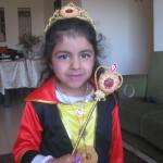 158. תחפושת של מלכת העוגיות- מזל חנן