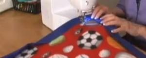 שמיכה לפיקניק